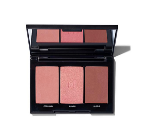 Morphe Blushing Babes - Pop of Rose - Glamorous Beauty