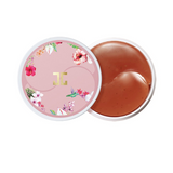 Jayjun Cosmetic Roselle Tea Eye Gel Patch - 60 Patches - Glamorous Beauty