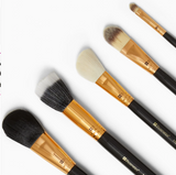 BH Cosmetics Face Essential - 5 Piece Brush Set - Glamorous Beauty