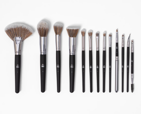 BH Cosmetics Studio Pro - 13 Piece Brush Set - Glamorous Beauty