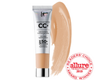 It Cosmetics Your Skin But Better CC+ Cream with SPF 50+ Mini - Medium - Glamorous Beauty