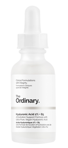 The Ordinary Hyaluronic Acid 2% + B5 - 30ml - Glamorous Beauty