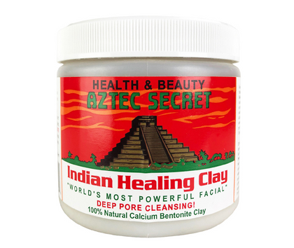 Aztec Indian Clay Mask - 454 g - Glamorous Beauty