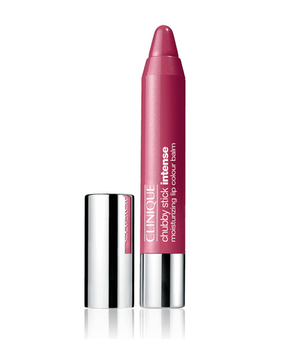 Clinique Chubby Stick Intense Moisturizing Lip -  Roomiest Rose - Glamorous Beauty