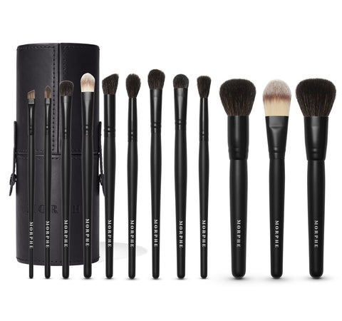 Morphe Vacay Mode Brush Collection - Glamorous Beauty