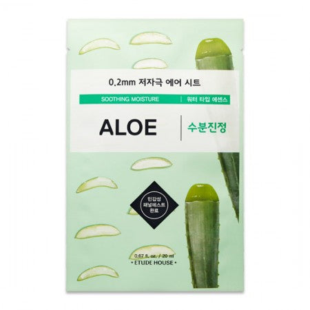 Etude House 0.2 Therapy Air Mask -  Alo - Glamorous Beauty