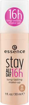 essence stay all day 16h long-lasting make-up - 30 soft sand - Glamorous Beauty