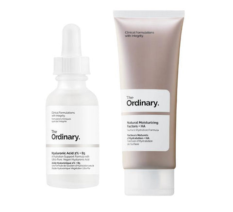The ordinary - Set for Dehydration - Glamorous Beauty