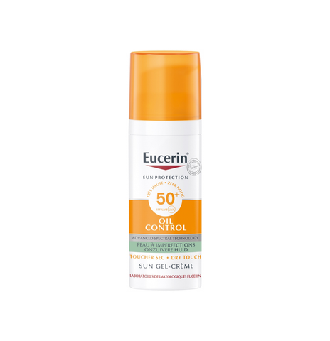 Eucerin Sun Gel-Cream Oil Control SPF 50+ -  50ml