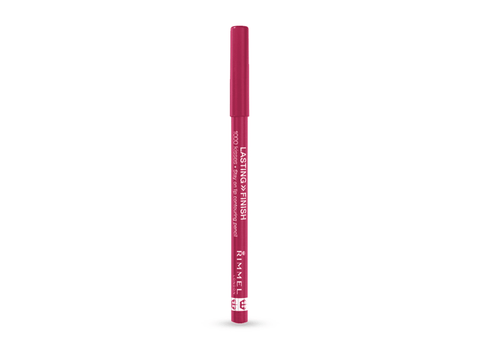 Rimmel London Lasting Finish 1000 Kisses Lip Liner -  Indian Pink - Glamorous Beauty
