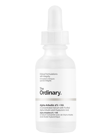 the ordinary alpha arbutin 2%+ HA  - 30ml