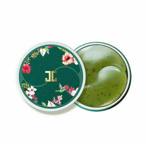 Jayjun Cosmetic Green Tea Eye Gel Patch - 60 Patches - Glamorous Beauty