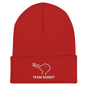 Team Rabbit Beanie