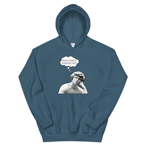 What Would Socrates Do Unisex Hoodie