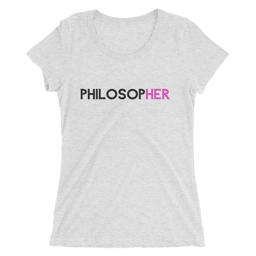 PhilosopHER Women's Tee