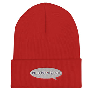 Philosophy Talk Beanie