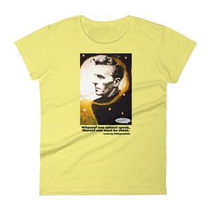 Wittgenstein Women's Tee