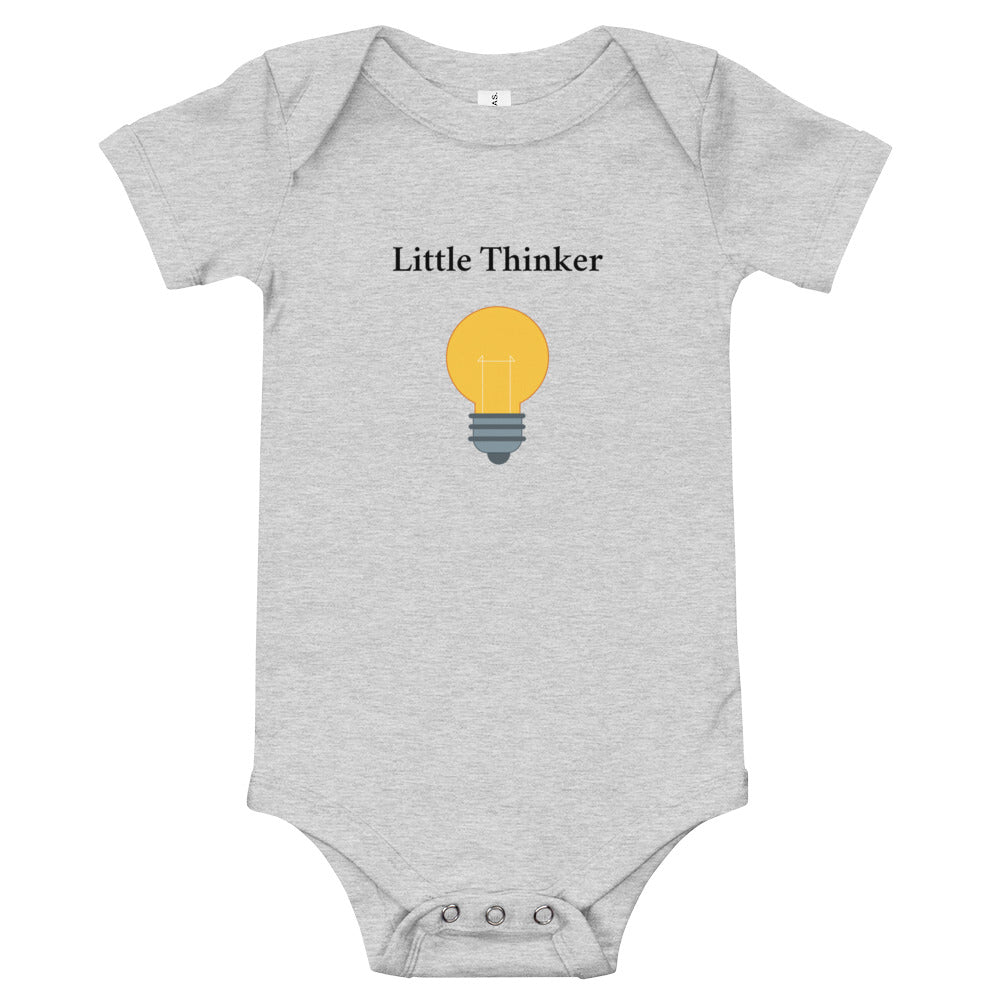 Little Thinker Onesie