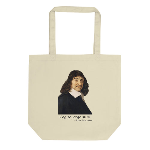 Descartes Eco Tote Bag