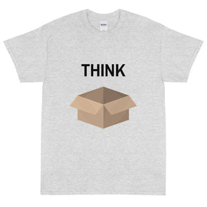 Think Outside the Box Men's Tee