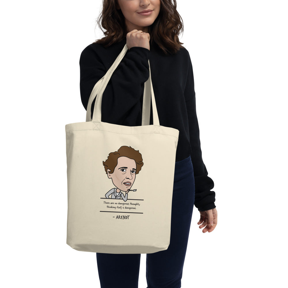 Arendt Eco Tote Bag
