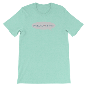 Philosophy Talk Unisex Tee