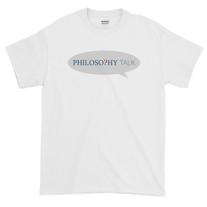 Philosophy Talk Men's Tee
