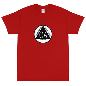 Overthinkers Anonymous Men's Tee
