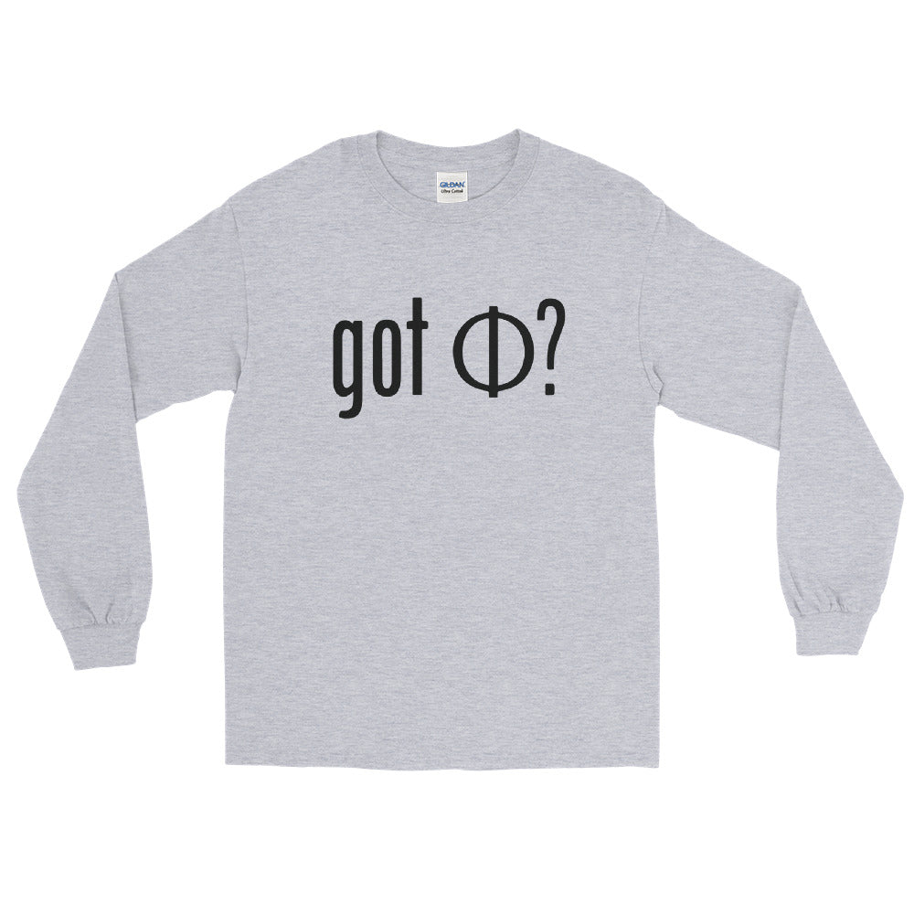 Got Phi Men's Long Sleeve Tee