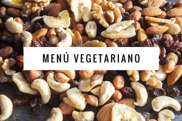 Majado de viandas con nueces mixtas / Mashed Root Vegetales with Mixed Nut