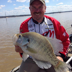 Catching Crappie in High Muddy Water
