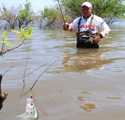 How To Match Crappie Fishing Tactics With Bnm Products Part 2