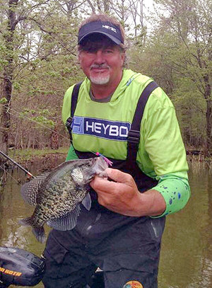 Try These Post Spawn Crappie Tips From The B'n'M Pros