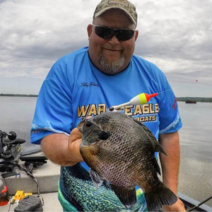 Billy Blakley On Catching Late Summer Bream