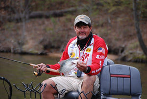 B'n'M Pros on Finding Fall Crappie