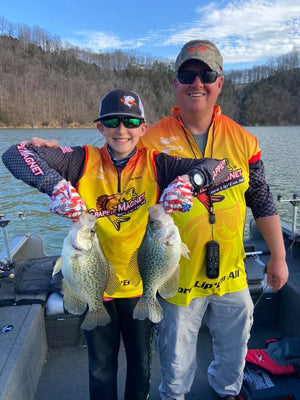 Pulling Planer Boards with The Crappie Magnet Team – Part 1