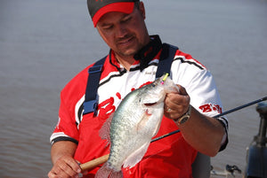 Reverse Thinking For Early Winter Crappie