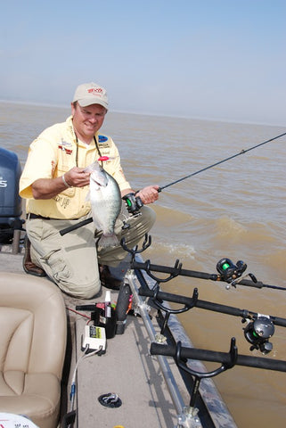 When and How to Pull Crankbaits for Crappie (Part 1) - B'n'M