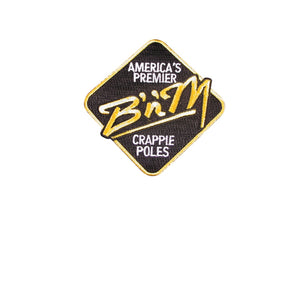 B'n'M Logo Patch