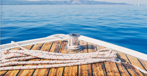 Choosing an Anchor Rode: Three-Strand, 8-Plait, or Double-Braided Rope?