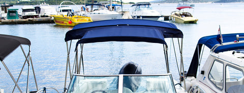 Four Main Reasons To Add a Bimini Top To Your Boat