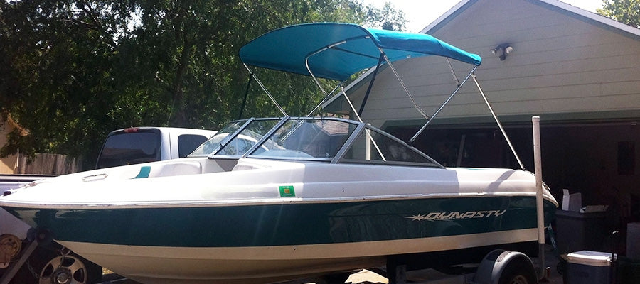 How to Install a Boat Bimini Top