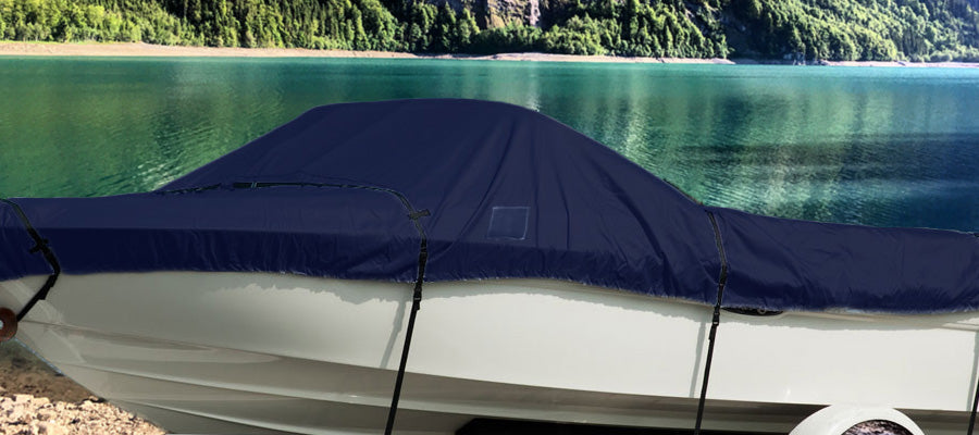 How to Repair or Patch a Hole or Tear in a Boat Cover