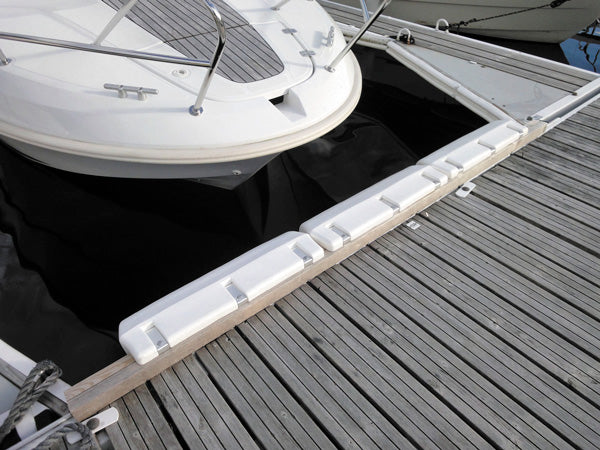 Dock Bumpers and Fenders: Protecting your Boat from the Dock