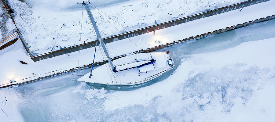 4 Winter Boating Tips