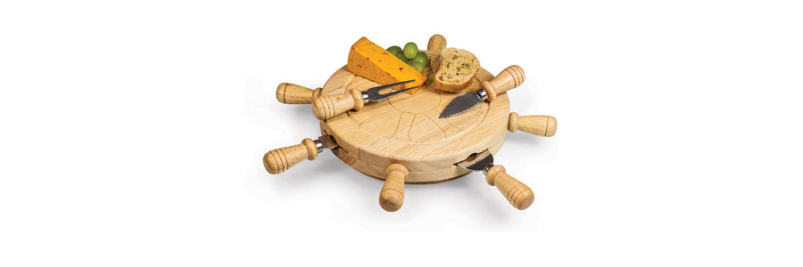 Boating Gift - Nautical Cheese Board