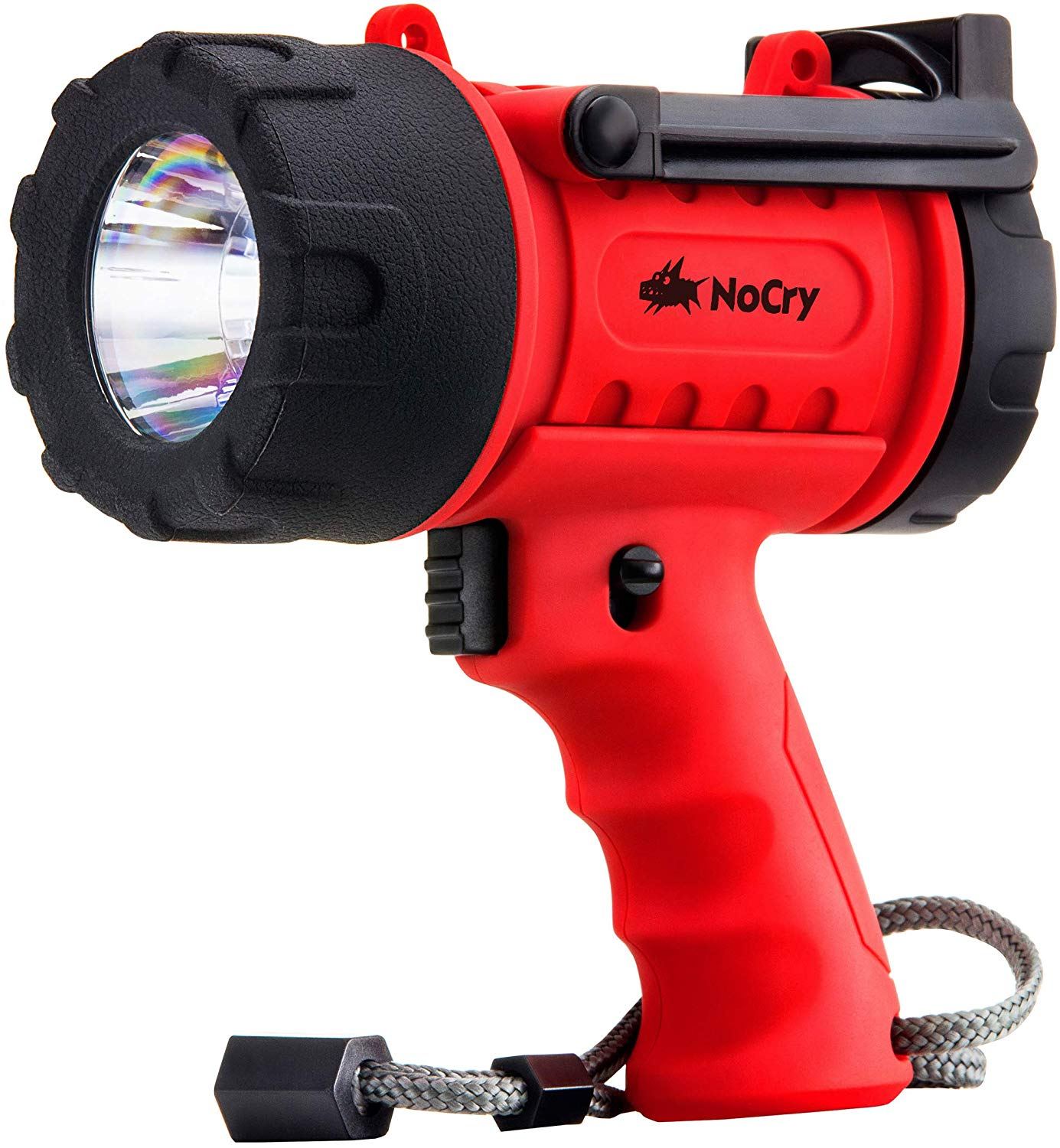 High Powered Waterproof Flashlight