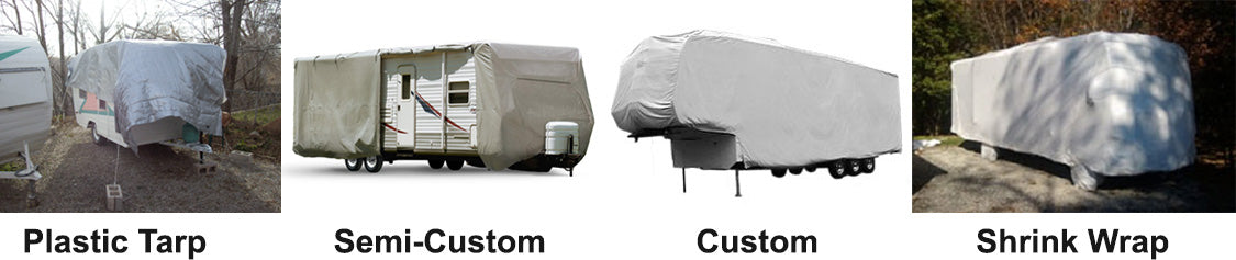 RV Cover Types