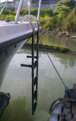Gunwale mounted