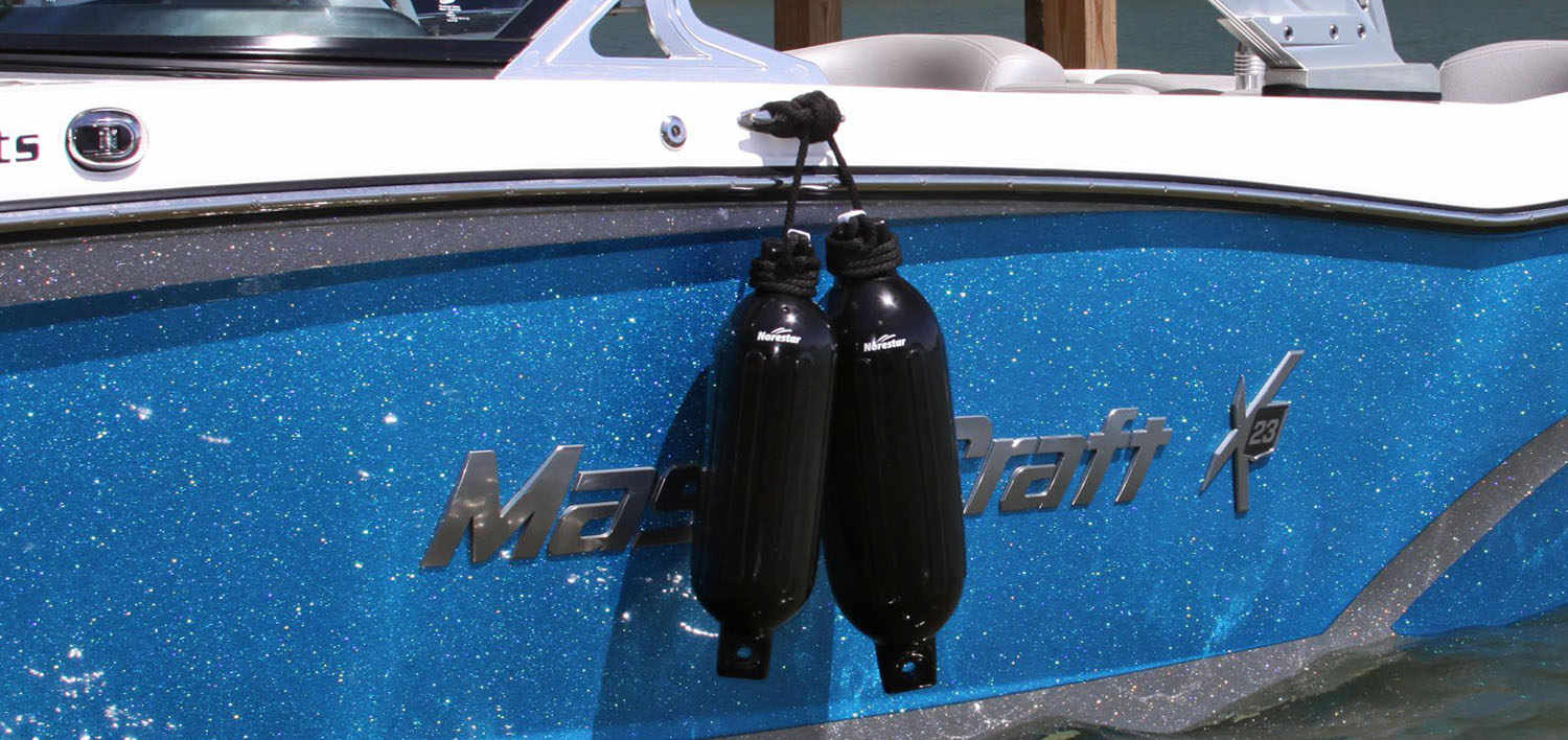 Importance of Clean Boat Fenders